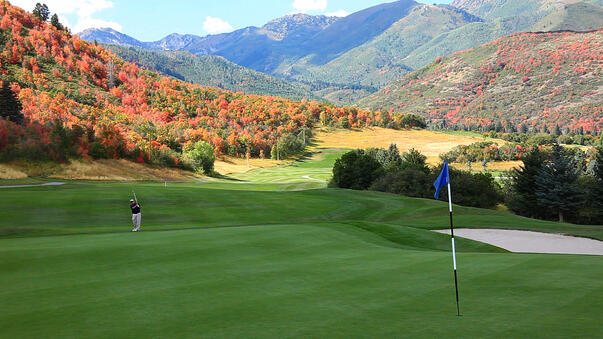 Wasatch Golf Course -- home of the VLCM Annual Charity Golf Tournament