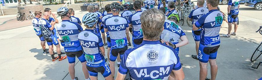 VLCM and Barracuda sponsor the Tour of Utah