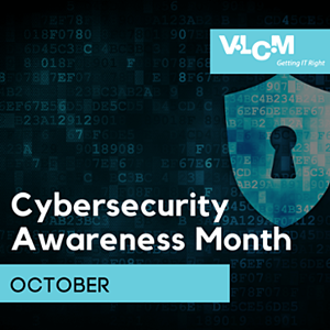 October - Cyber Security Awareness Month